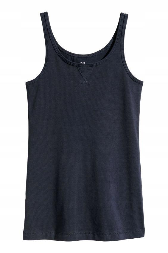 H&M Dżersejowa koszulka rozm.170 cm, 14+L