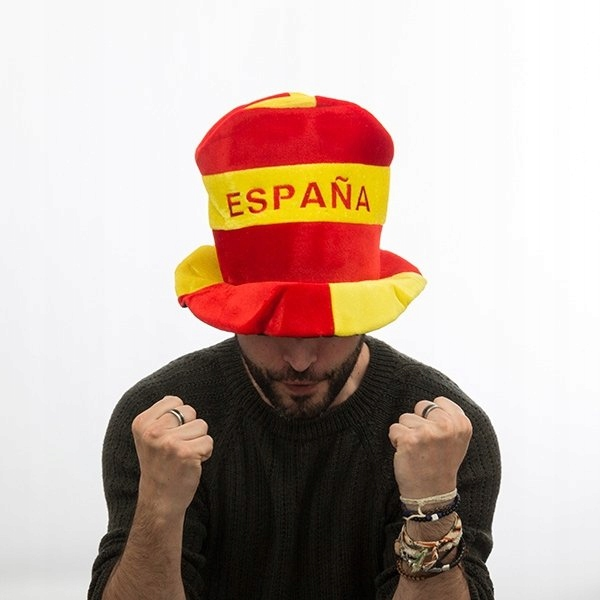 Kapelusz kibica I Love Spain