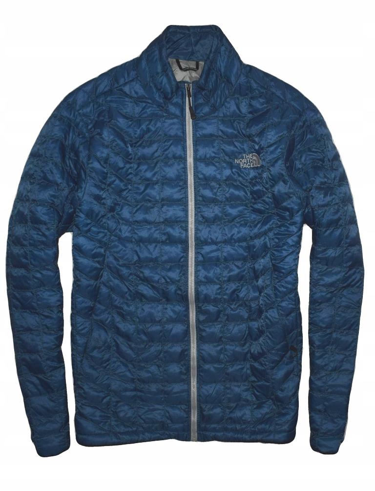 The North Face L cienka pikowana kurtka