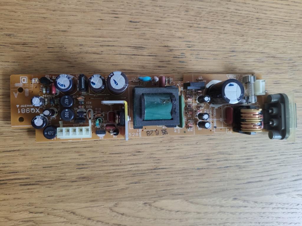 Zasilacz PSU do konsoli Sega Saturn NTSC-J na 110V