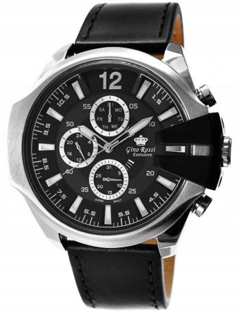 Zegarek Męski Gino Rossi CHRONOGRAF EXCLUSIVE E612