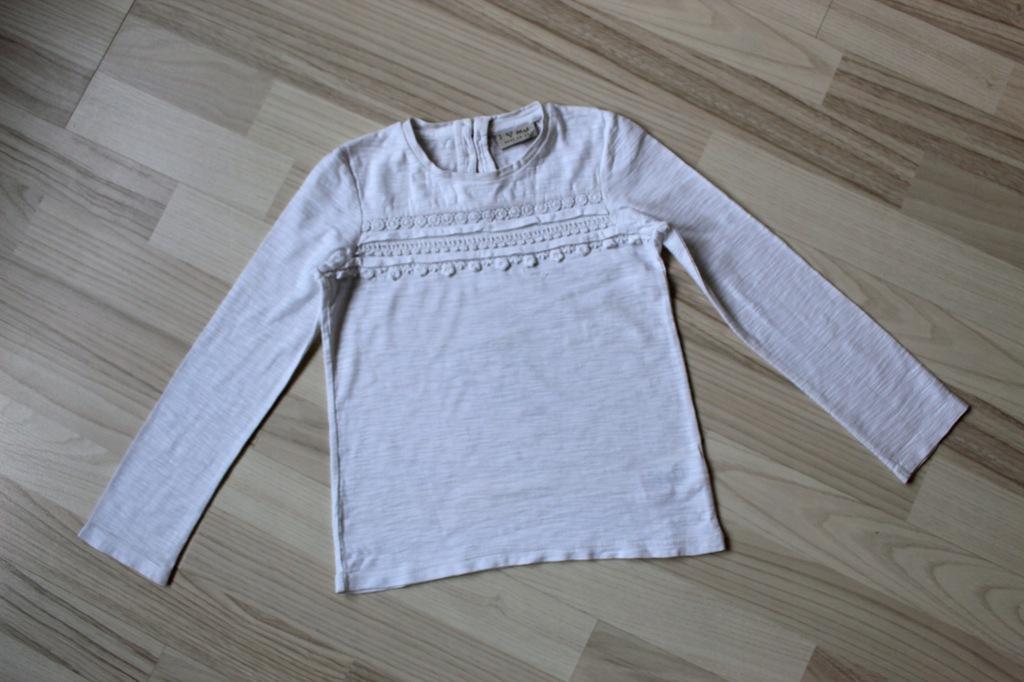 Next bluzeczka ecru 110