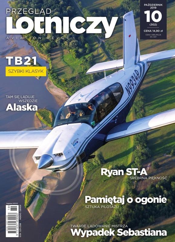 Przegląd lotniczy Aviation revue 10/2019
