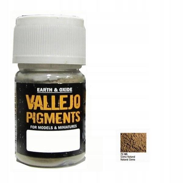 VALLEJO Pigment Natural Siena