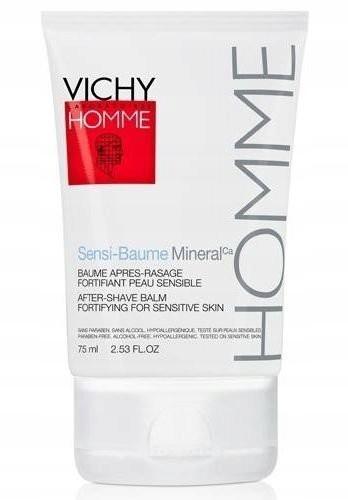 Vichy Homme Sensi-Baume Ca Balsam po goleniu 75ml