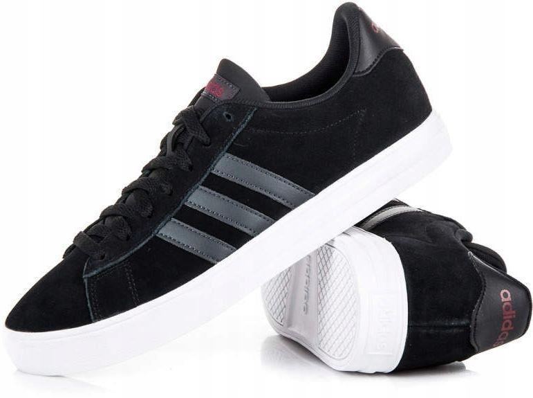 Adidas Buty męskie Daily 2.0 czarne r. 40 23 (DB