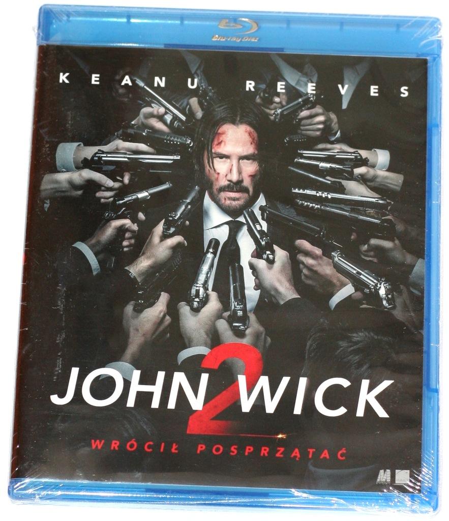 John Wick 2 Lektor