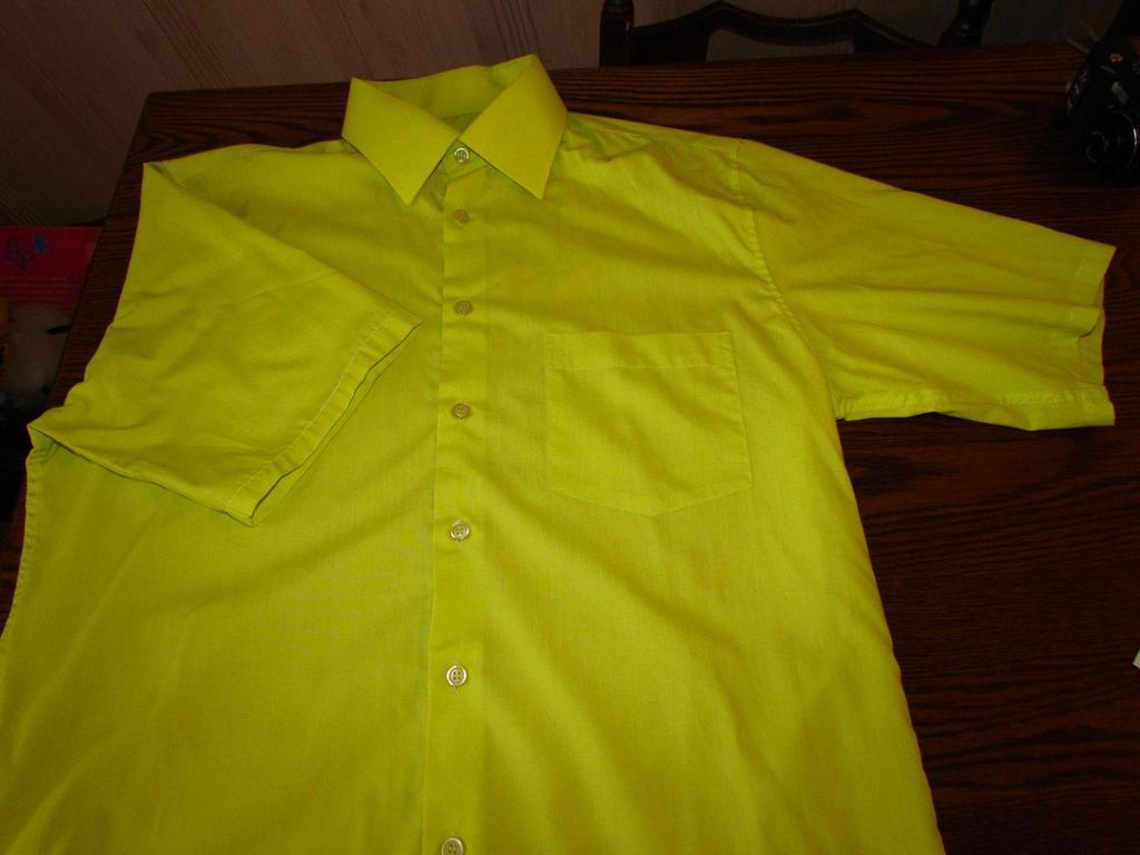 koszula krótki rękaw, taliowana, M, 39/40 Pako