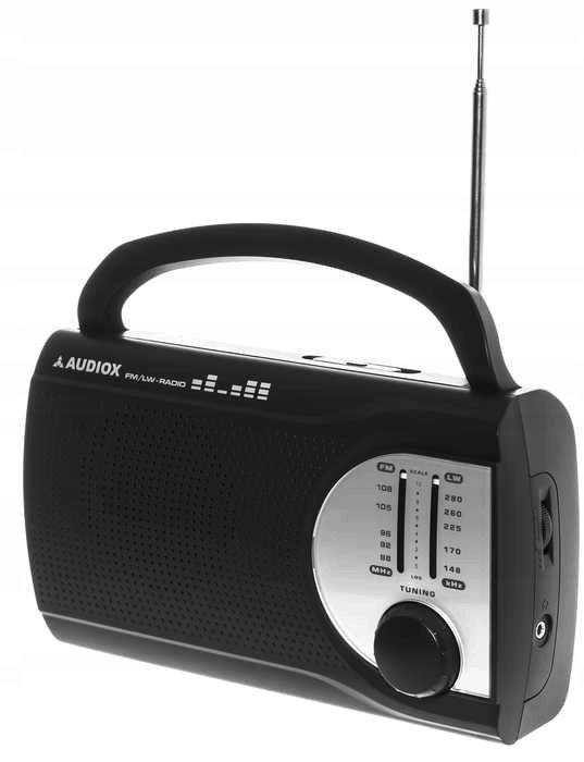 Radio Eltra AUDIOX OR BASIA 205 FM