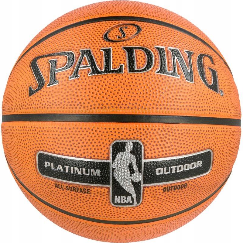 Piłka do koszykówki Spalding NBA Platinum Outdoor