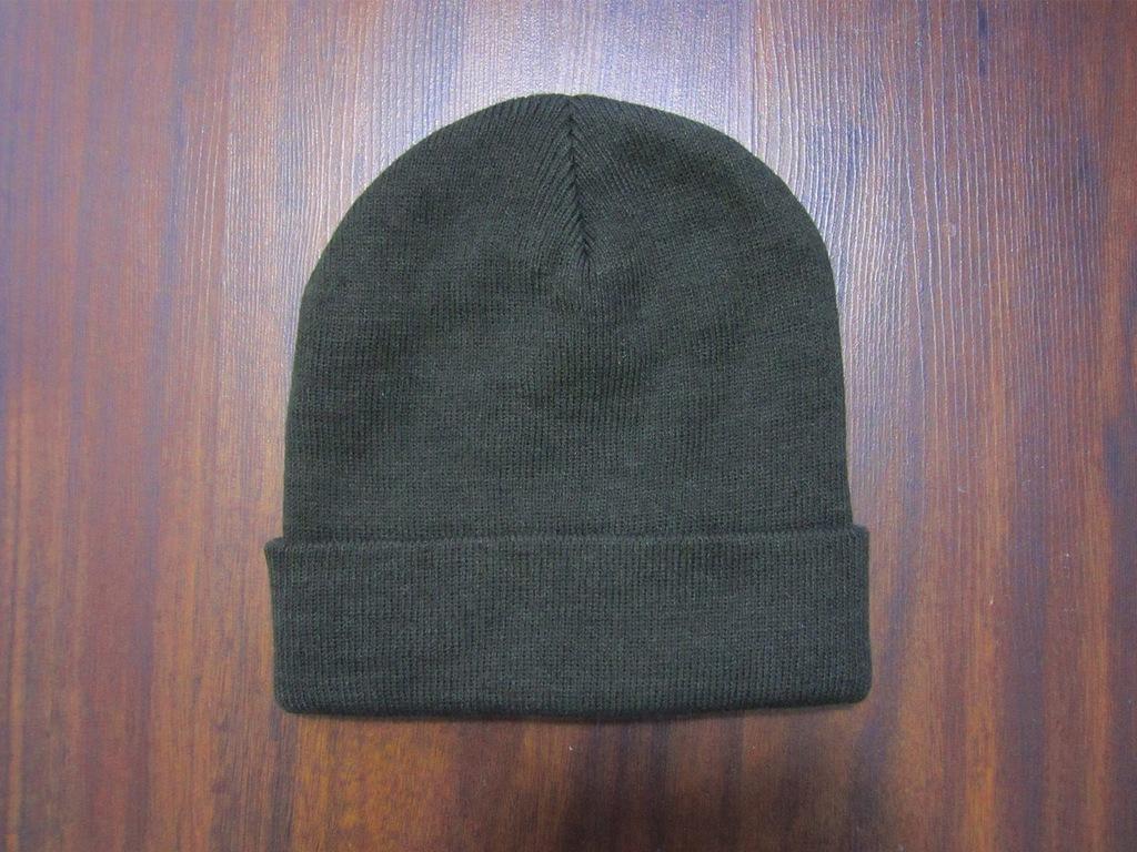PRIMARK czapka zielona wojskowa NOWA