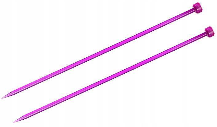 Druty Knitpro TRENDZ akrylowe proste 35cm/5mm