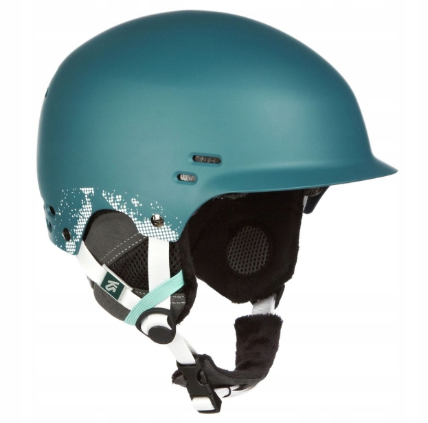 Kask na narty snowboard K2 Thrive Teal M -30%