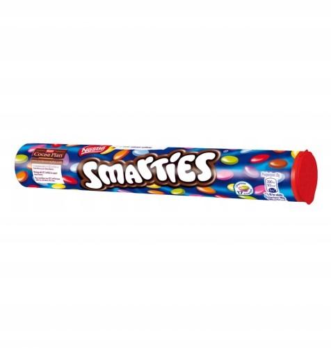 Smarties cukierki czekoladowe