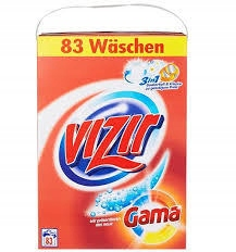 Vizir - Proszek uniwersalny 3 w 1 - 5,395 g