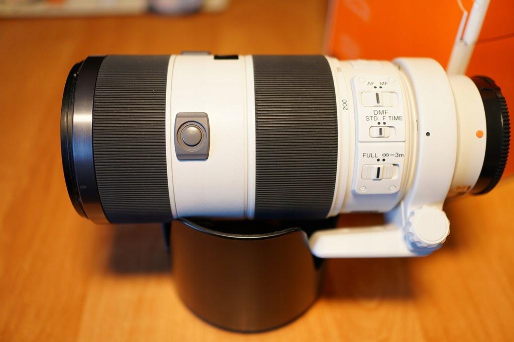 Obiektyw Sony SAL 70-200mm f/2.8