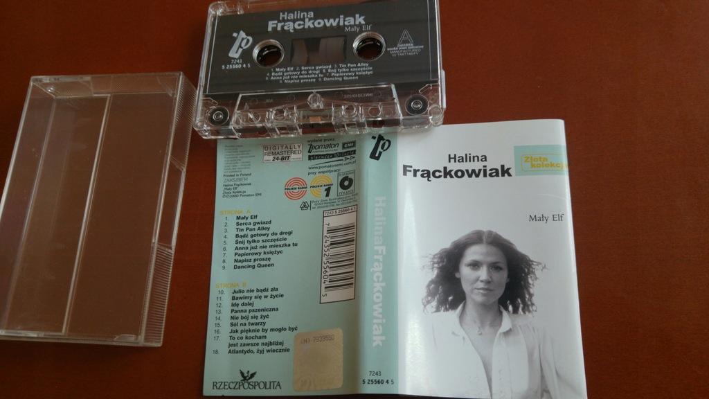 Halina Frackowiak Maly Elf Zlota Kolekcja Mc 7926586586 Oficjalne Archiwum Allegro
