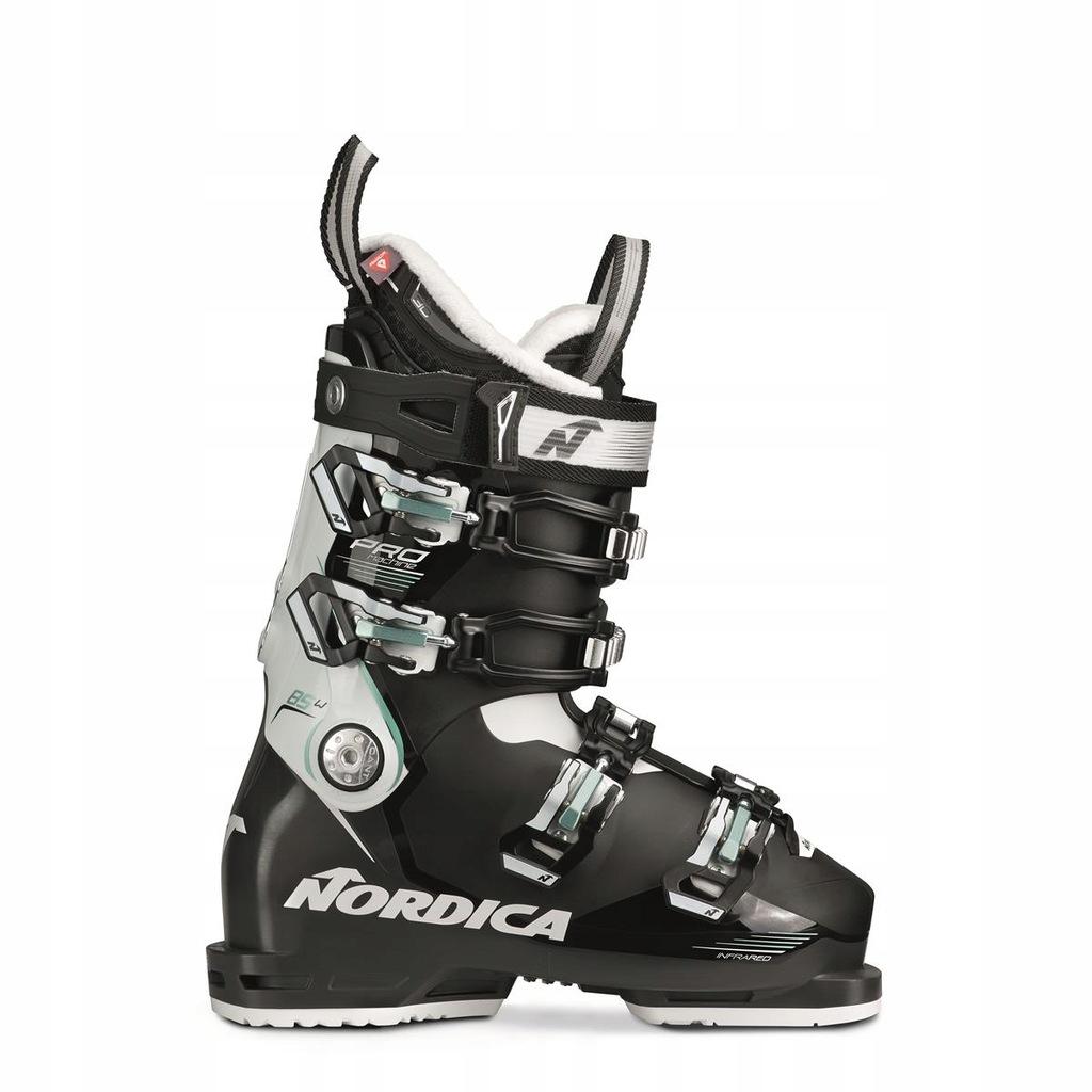 Buty narciarskie Nordica Promachine 85 W Czarny 26