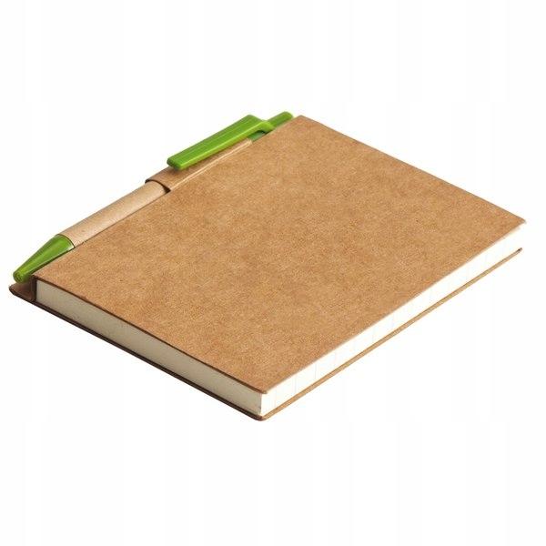Notes 78x110/80k linia La Linea, zielony/beżowy