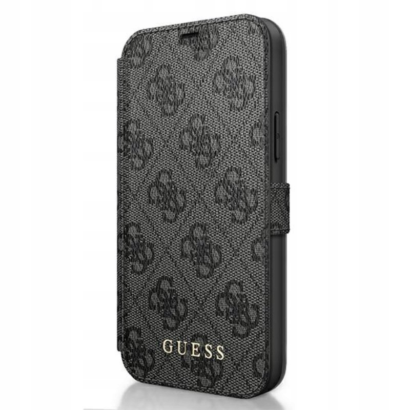 Guess Booktype 4G Charms Collection - Etui iPhone