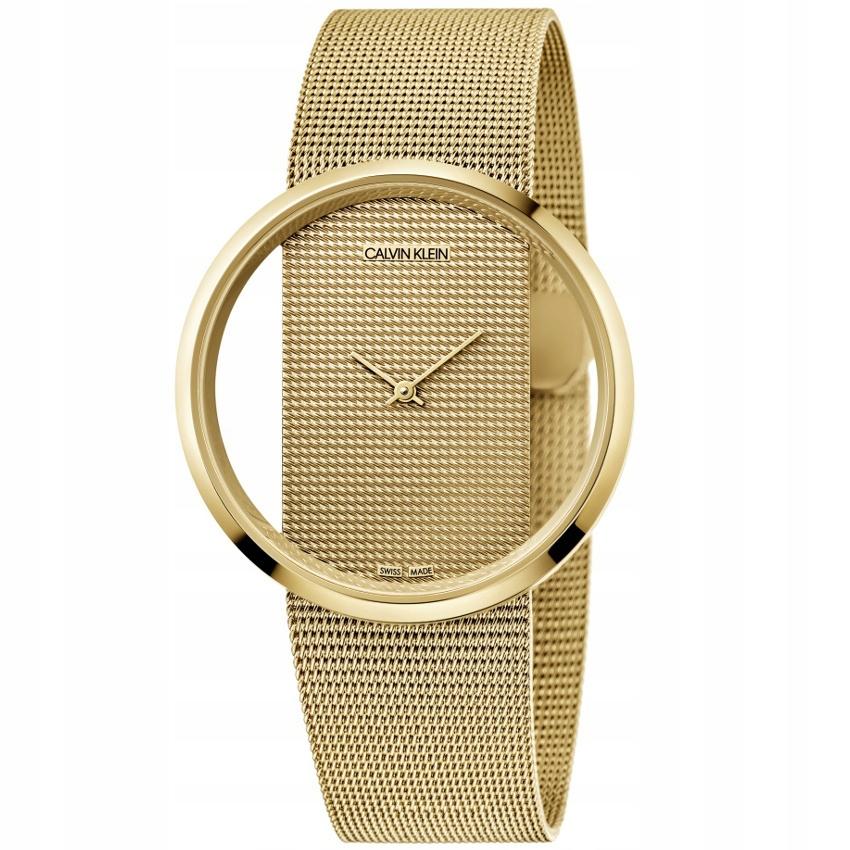 Klasyczny zegarek damski Calvin Klein K9423Y29