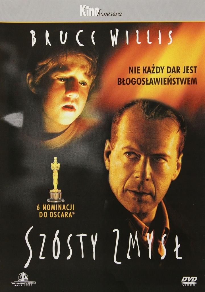 SZÓSTY ZMYSŁ (Bruce WILLIS) (DVD) - 7452842921 - oficjalne ...
