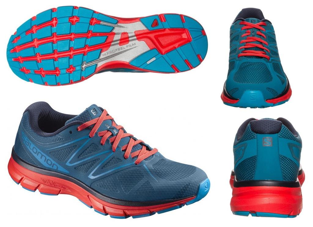Salomon Sonic Road Run buty męskie biegowe 42 2/3