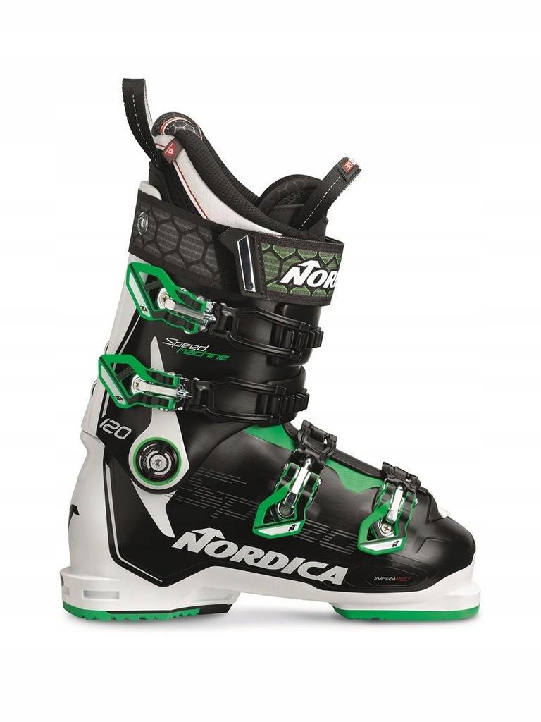 Buty narciarskie Nordica Speedmachine 120 Biały 27