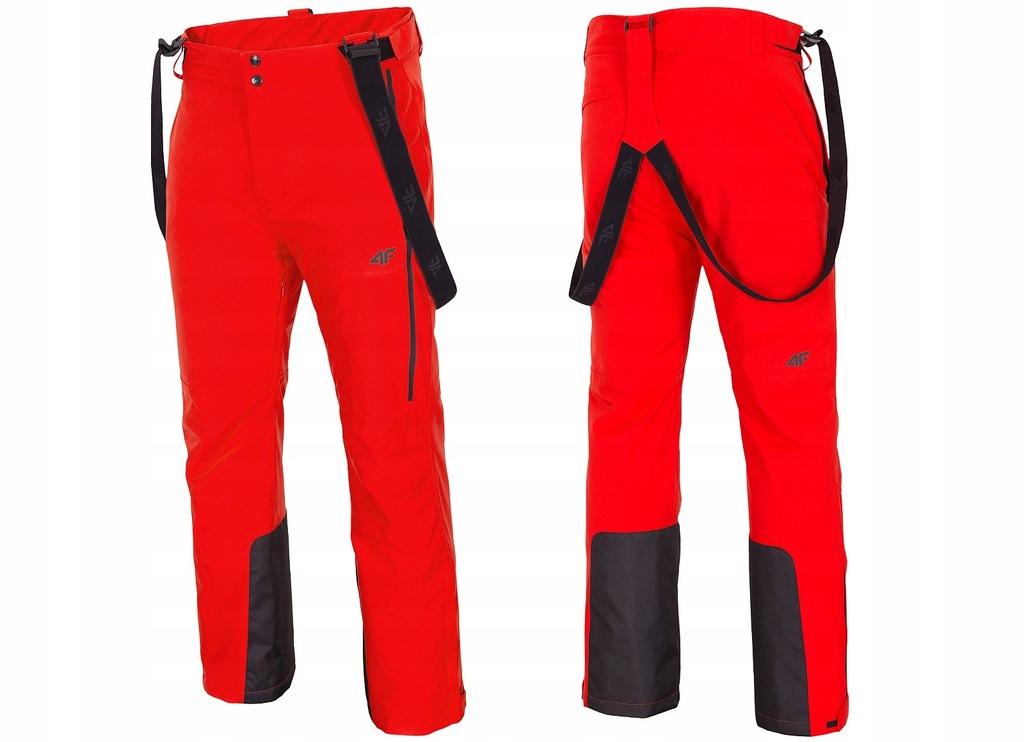 4f spmn004 spodnie narciarskie męskie 15000 r xl
