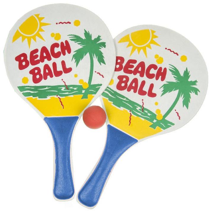 LG Imports zestaw do gry w beachball junior 34 cm