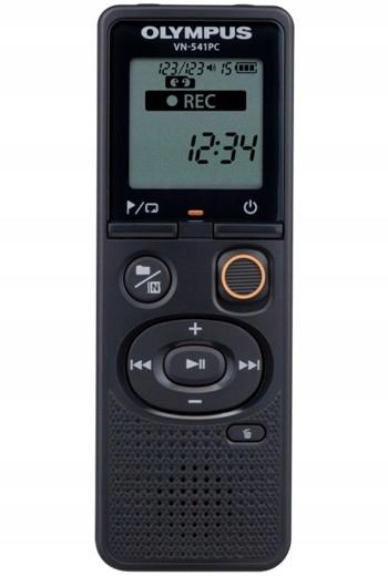 Dyktafon Olympus VN-541PC + mikrofon jednokierunko