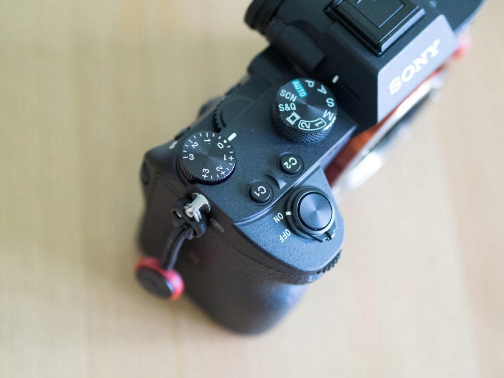 Aparat fotograficzny Sony Alpha A7 III korpus