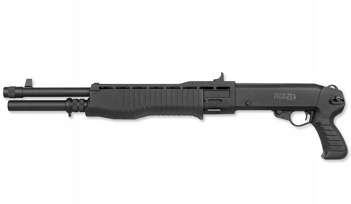 ASG - Franchi SPAS-12 Shotgun - 3-burst - Sportlin