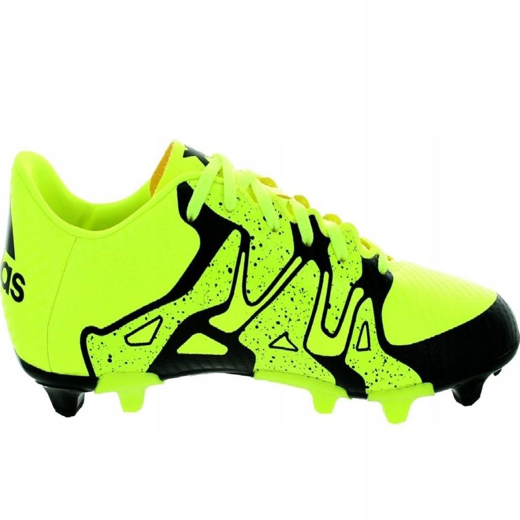Buty piłkarskie juniorskie lanki ADIDAS X15.3 FGAG J B26997