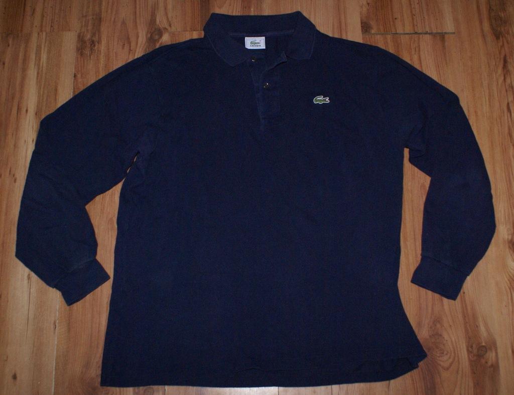 LACOSTE koszulka długi rękaw roz XL