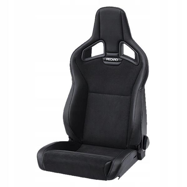 Siedzenie Recaro RC415002575 Czarny