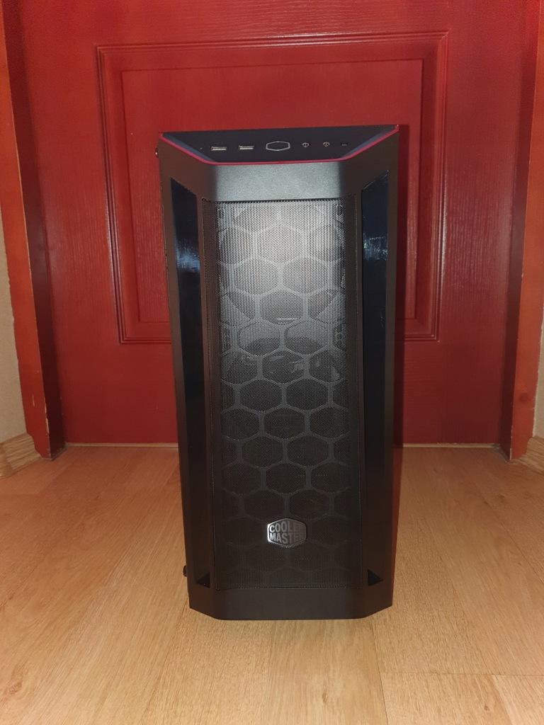 Komputer gamingowy i7 7770/GTX 1070Ti 8GB/16GB RAM