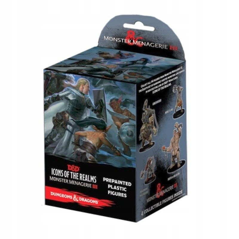 DnD Icons of Realms Monster Menagerie 3 Booster