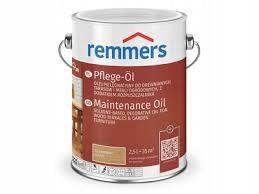 Remmers olej do drewna,tarasu 2,5L DĄB RUSTYKALNY