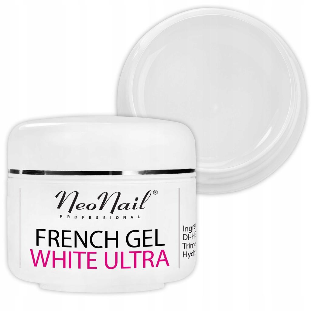 NeoNail Żel French biały-ultra basic 5 ml