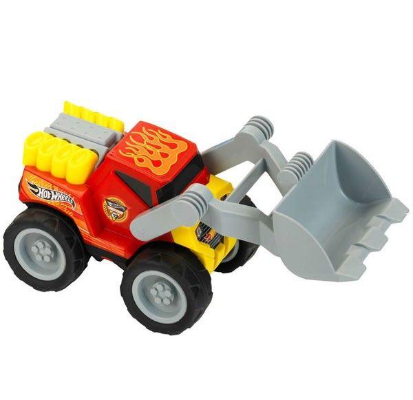KLEIN Buldożer Hot Wheels
