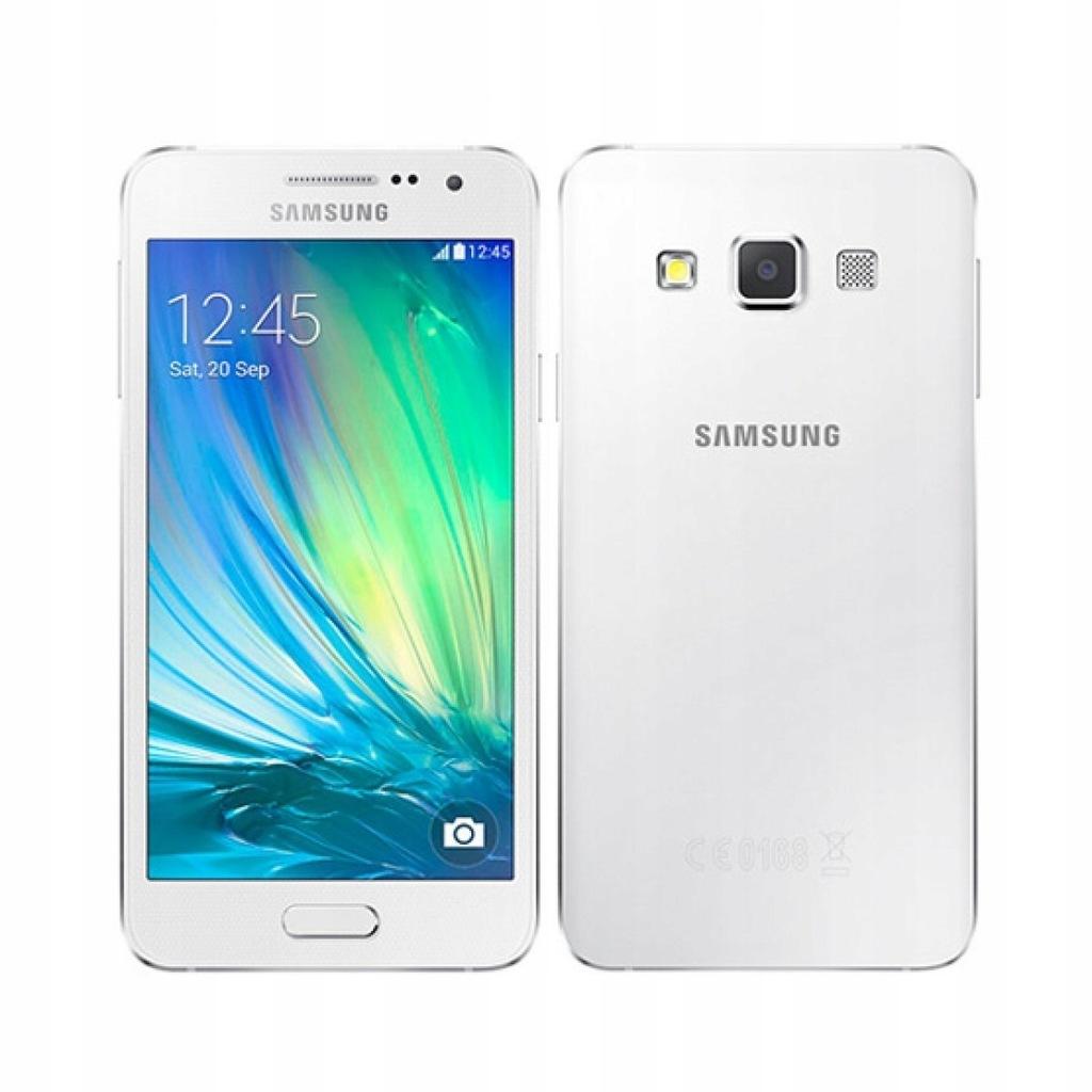 Ideal Pl Samsung Galaxy A3 2015 Sm A300fu Bialy 8244755146 Oficjalne Archiwum Allegro