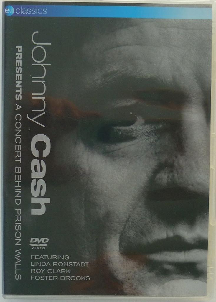 Johnny Cash - Presents A Concert Behind Prison DVD