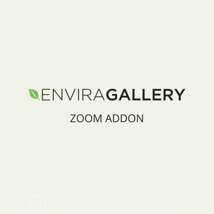 Wtyczka WordPress Envira Gallery Zoom Add-On