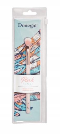 Donegal, Pink Ink, Pędzel do cieni 4222, 1 sztuka