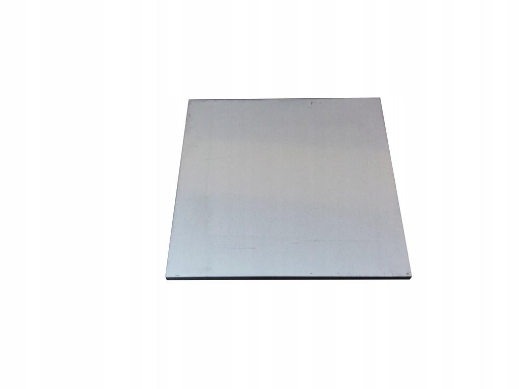Płyta nierdzewna 100 cm x 10 cm gr. 3 mm blacha
