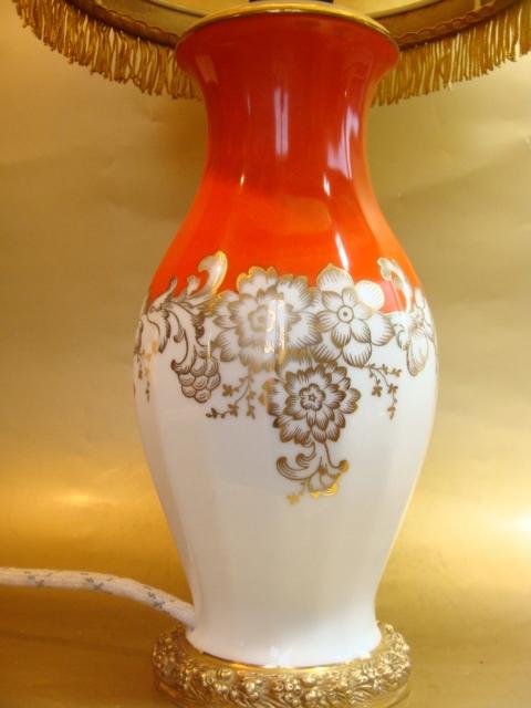E- 0429 ROSENTHAL- PIĘKNA LAMPA !