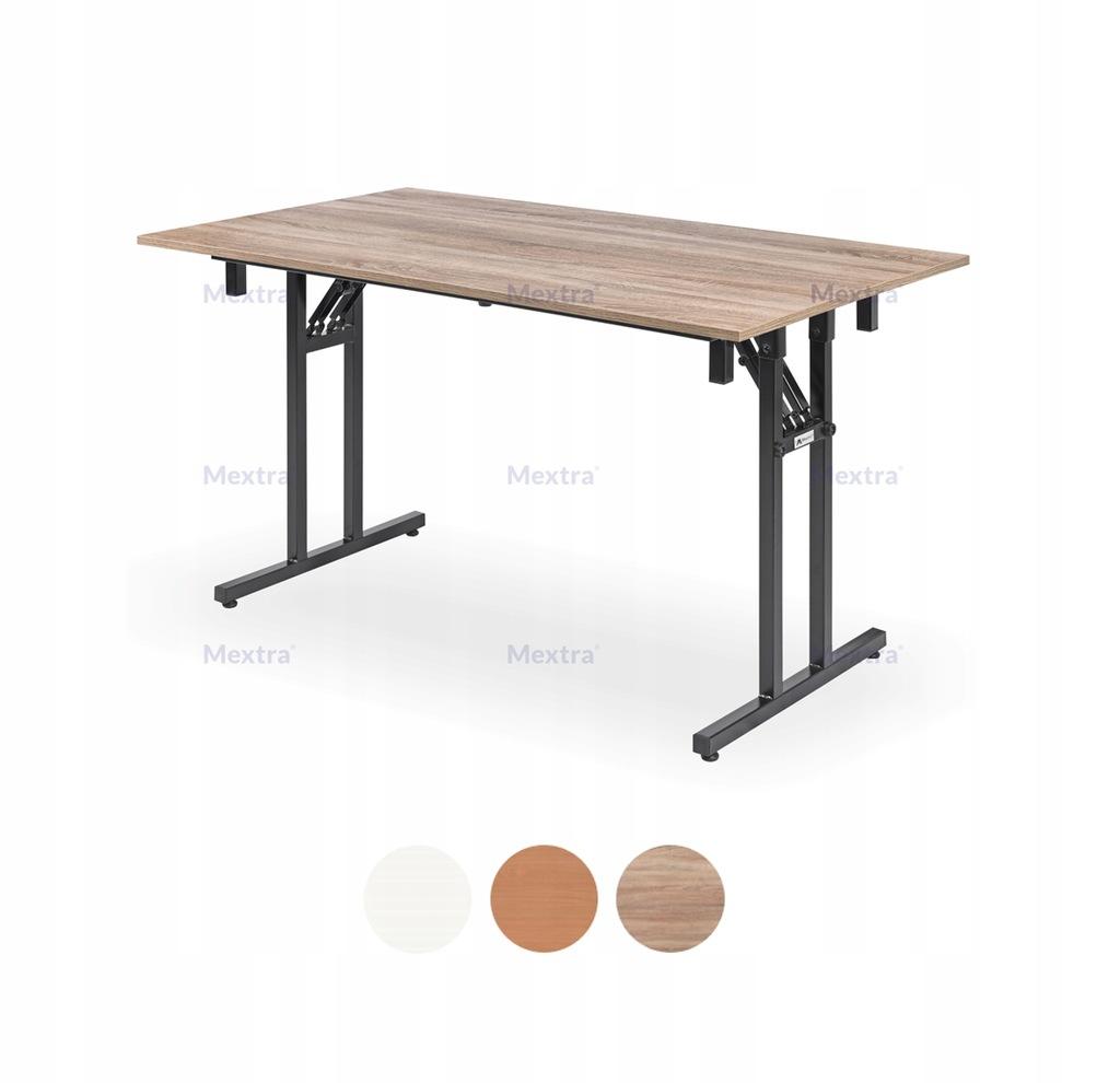 Stół bankietowy DORA-T 138x90cm MEXTRA składany