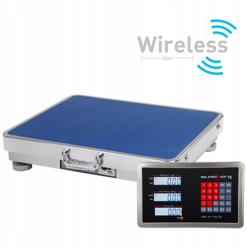 Waga platforma walizkowa bezprzewodowa WiFi SBS-PF