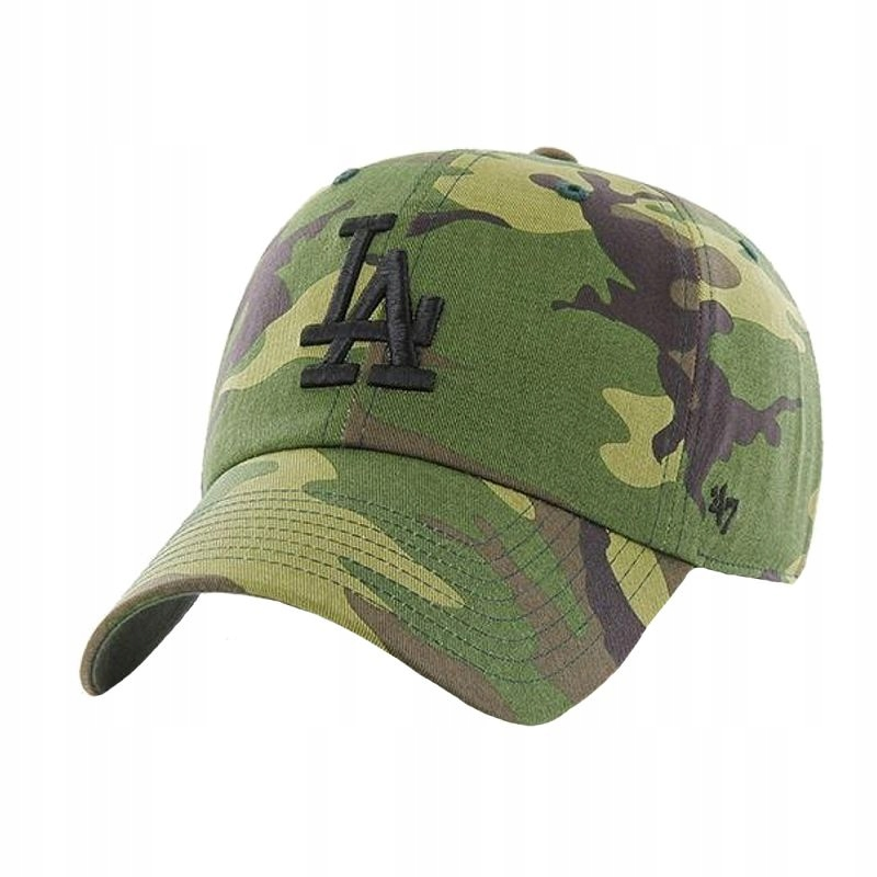 Czapka z daszkiem 47 Brand MLB Los Angeles Dodgers